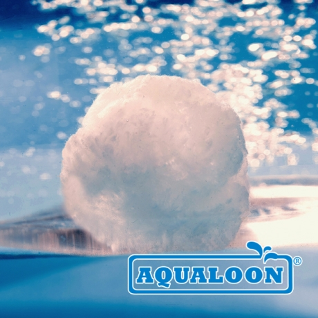 Spezial Filtermedium Aqualoon 700g