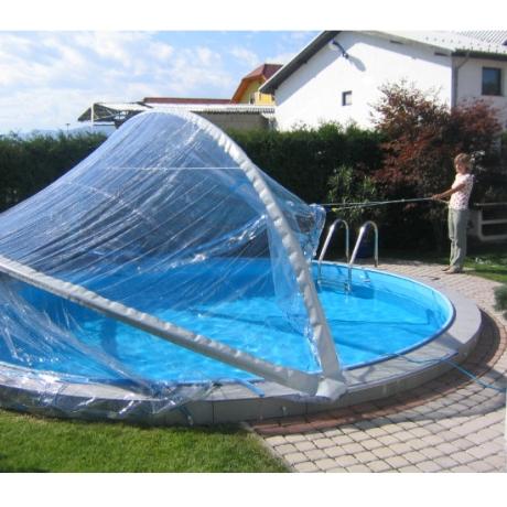 Pools und poolzubeh r f r selbermacher jetzt zu for Stahlwandpool 120 tief