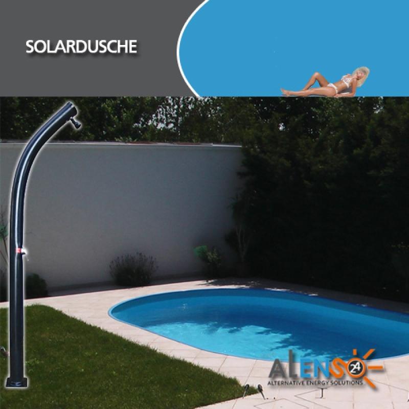 solardusche garten g nstige preise f r schwimmbecken pools w rmepumpen poolreiniger mehr. Black Bedroom Furniture Sets. Home Design Ideas
